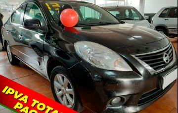 Nissan Versa 1.6 SL 16v
