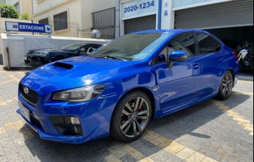 Subaru Impreza 2.0 Wrx Sedan 4x4 16V Turbo Intercooler