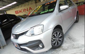 Toyota Etios 1.5 Platinum Sedan 16v