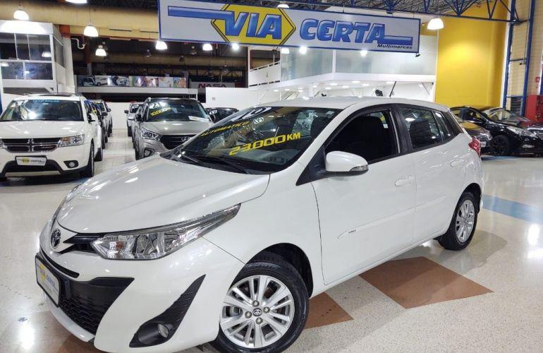 Toyota Yaris 1.3 16V Xl Multidrive - Foto #1