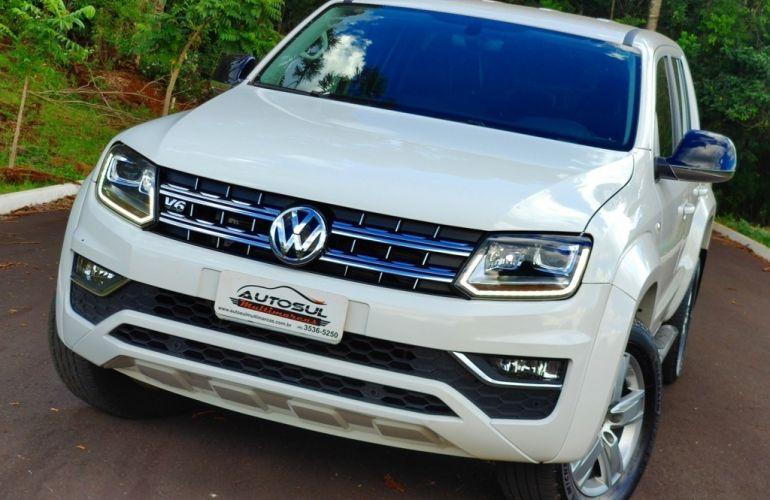 Volkswagen Amarok Highline 3.0 CD V6 4Motion - Foto #1