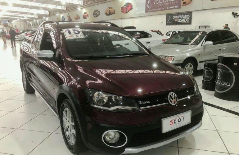 Volkswagen Saveiro 1.6 Cross CE 8v - Foto #3