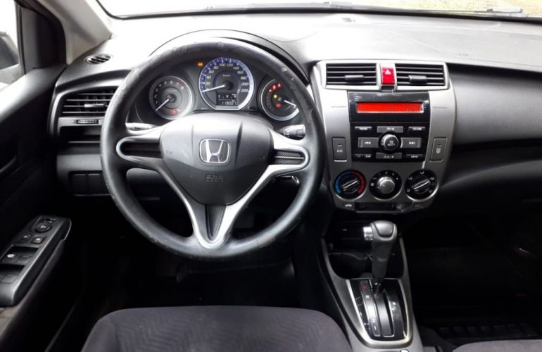 Honda City LX 1.5 (Flex) (Aut) - Foto #10