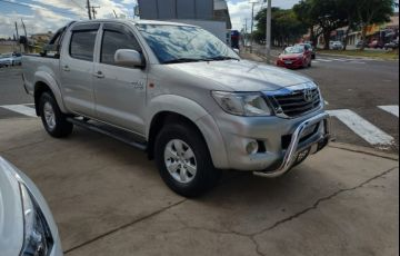 Toyota Hilux 2.7 Srv 4x4 CD 16v - Foto #10