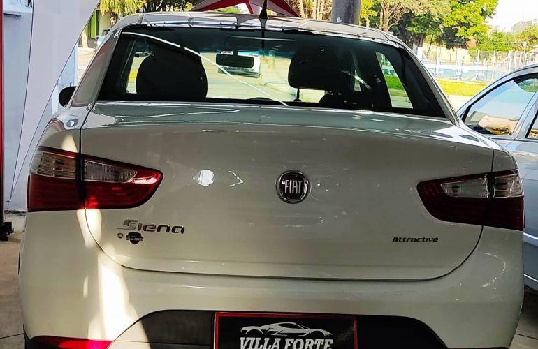 Fiat Grand Siena Evo Attractive 1.0 (Flex) - Foto #3