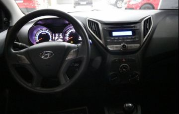 Hyundai HB20 Comfort 1.0 Flex 12V - Foto #8