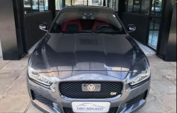 Jaguar XE S 3.0 V6 SC