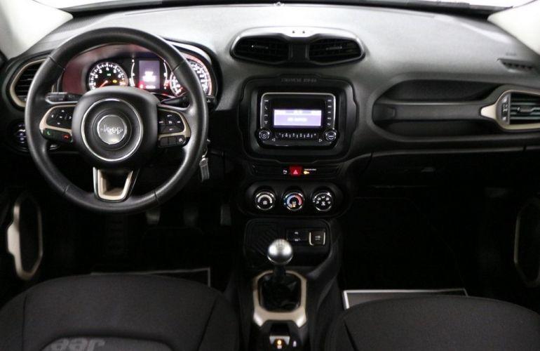 Jeep Renegade Sport 1.8 16v Flex - Foto #7