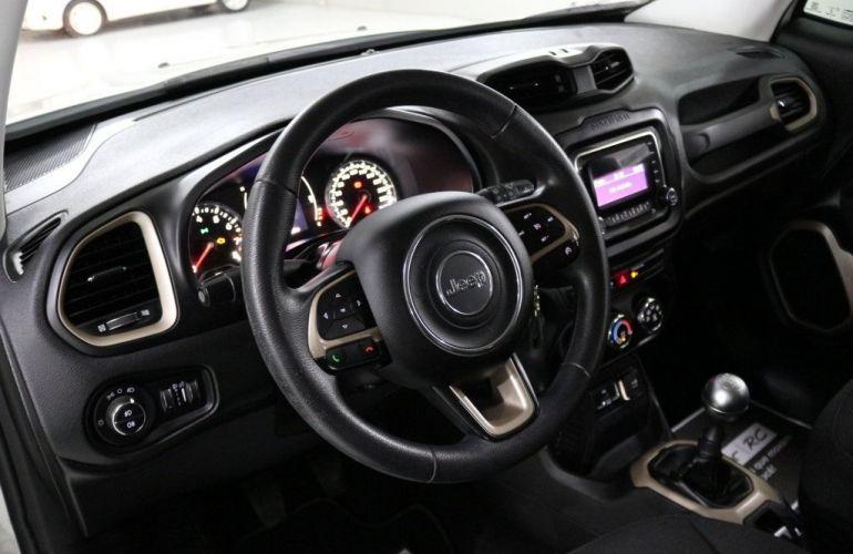 Jeep Renegade Sport 1.8 16v Flex - Foto #10