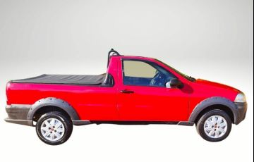 Fiat Strada Working 1.4 (Flex) - Foto #6