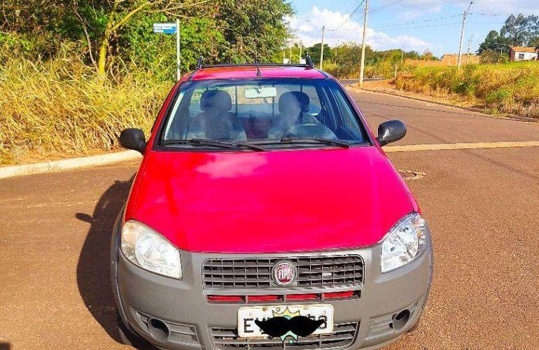 Fiat Strada Working 1.4 (Flex) - Foto #10
