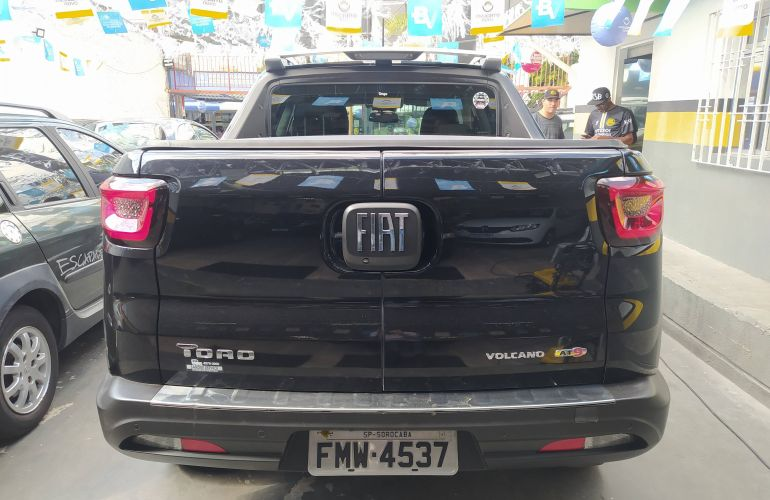 Fiat Toro Volcano 2.0 diesel AT9 4x4 - Foto #2