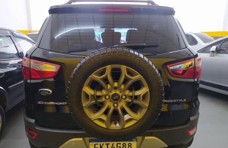Ford Ecosport Freestyle 2.0 16V (Flex) - Foto #4