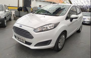 Ford New Fiesta SE 1.6 16V Style - Foto #2