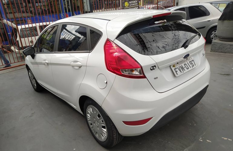 Ford New Fiesta SE 1.6 16V Style - Foto #3