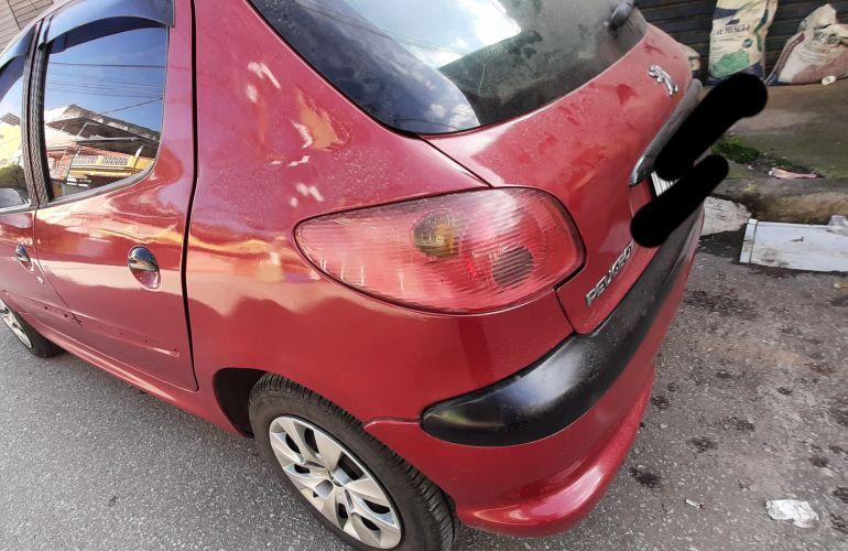 Peugeot 206 Hatch. Soleil 1.0 16V 2p - Foto #8