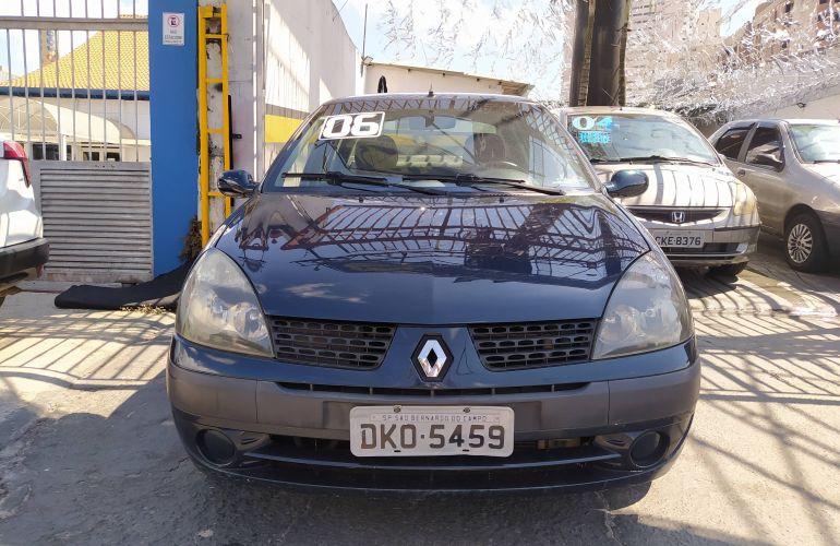 Renault Clio Sedan Authentique 1.6 16V (flex) - Foto #1