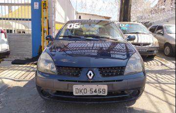Renault Clio Sedan Authentique 1.6 16V (flex)