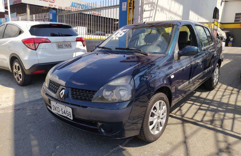 Renault Clio Sedan Authentique 1.6 16V (flex) - Foto #2