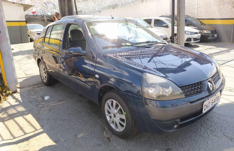 Renault Clio Sedan Authentique 1.6 16V (flex) - Foto #3