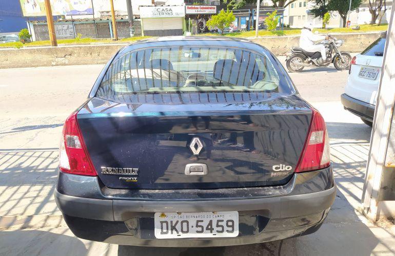Renault Clio Sedan Authentique 1.6 16V (flex) - Foto #4