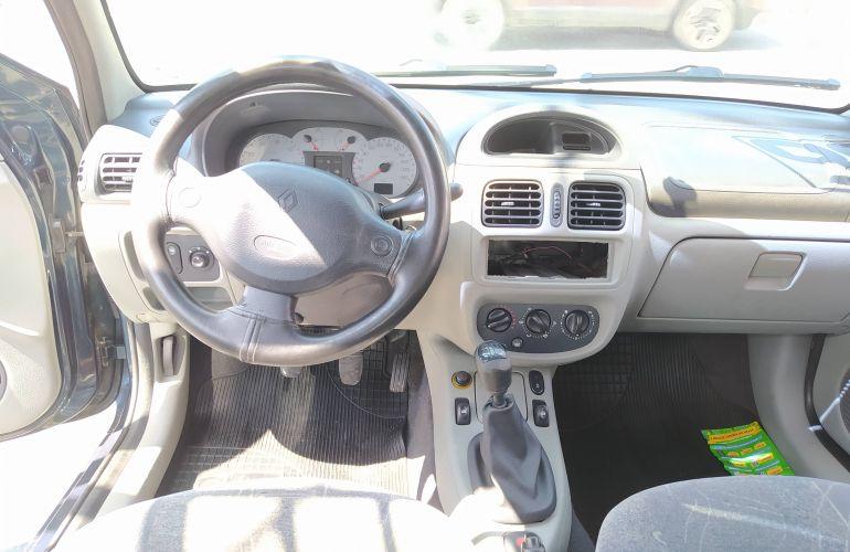 Renault Clio Sedan Authentique 1.6 16V (flex) - Foto #8