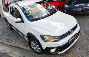 Volkswagen Saveiro 1.6 Cross CE 8v - Foto #1
