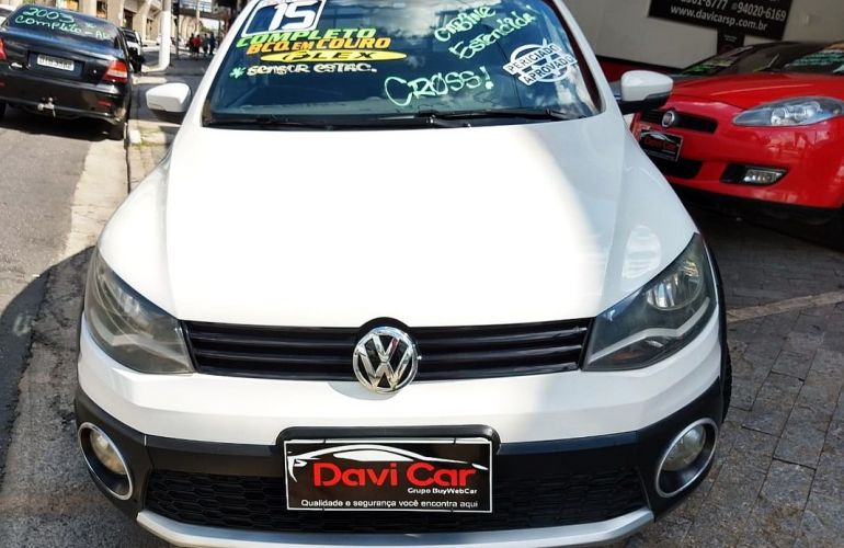 Volkswagen Saveiro 1.6 Cross CE 8v - Foto #2