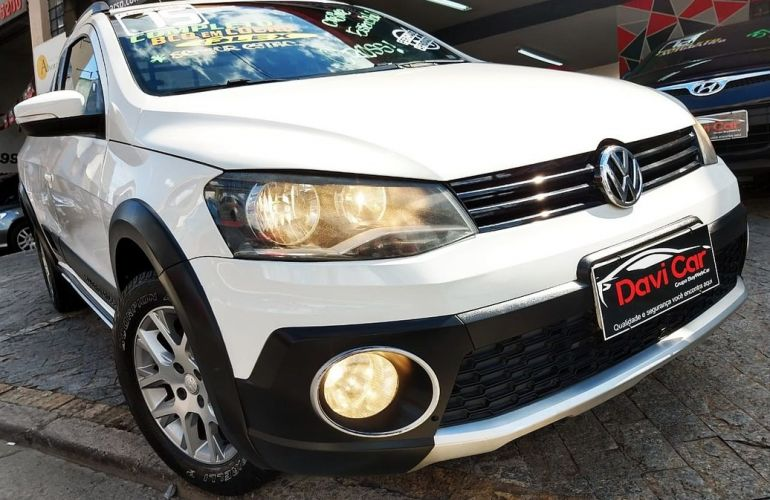 Volkswagen Saveiro 1.6 Cross CE 8v - Foto #4