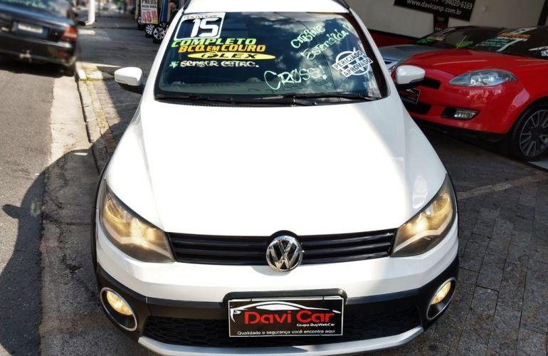 Volkswagen Saveiro 1.6 Cross CE 8v - Foto #6