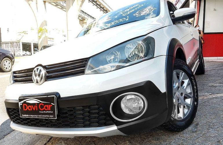 Volkswagen Saveiro 1.6 Cross CE 8v - Foto #7