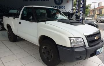 Chevrolet S10 Colina 4X4 Cabine Simples 2.8 Turbo Electronic Intercooler