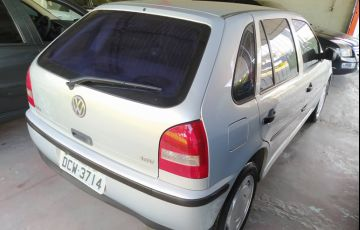 Volkswagen Gol 1.0 MI 16V (G3) - Foto #5