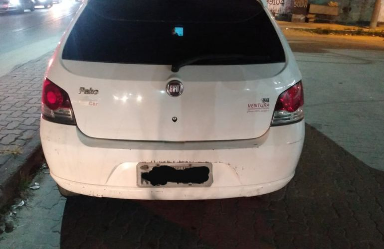Fiat Palio Attractive 1.4 8V (Flex) - Foto #4