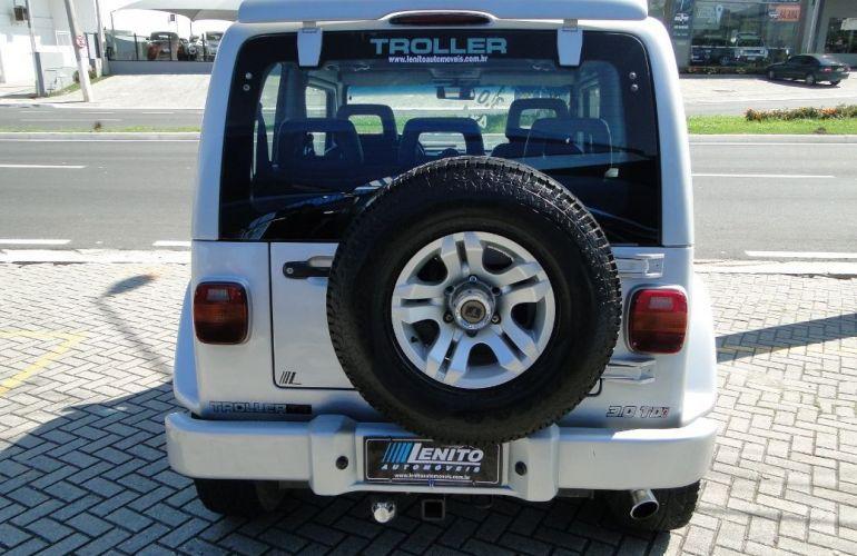 Troller T4 3.0 Teto Rigido 16V Turbo Eletronic - Foto #5