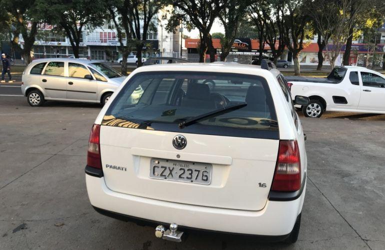 Volkswagen Parati 1.6 (�lcool) - Foto #10