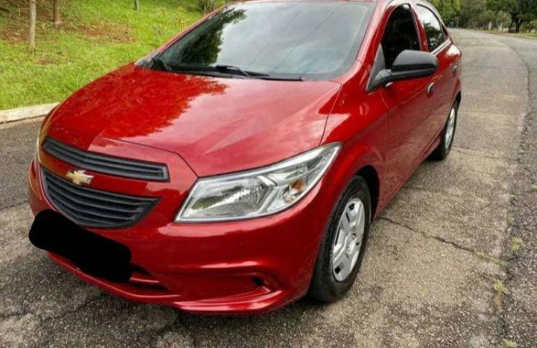 Chevrolet Onix 1.0 (Flex) - Foto #3