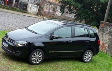 Volkswagen SpaceFox Sportline iMotion 1.6 8V (Flex) (Aut) - Foto #2
