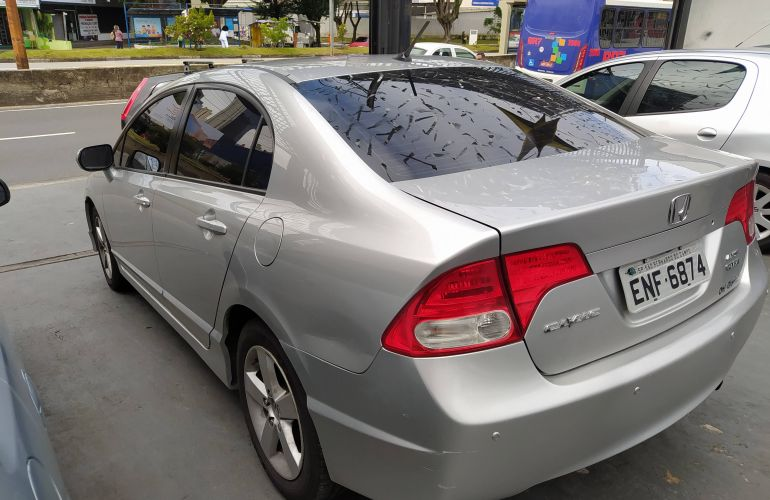 Honda New Civic LXS 1.8 16V (Aut) (Flex) - Foto #4