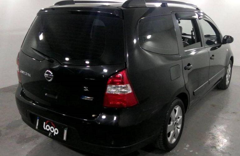 Nissan Grand Livina SL 1.8 16V (flex) - Foto #5