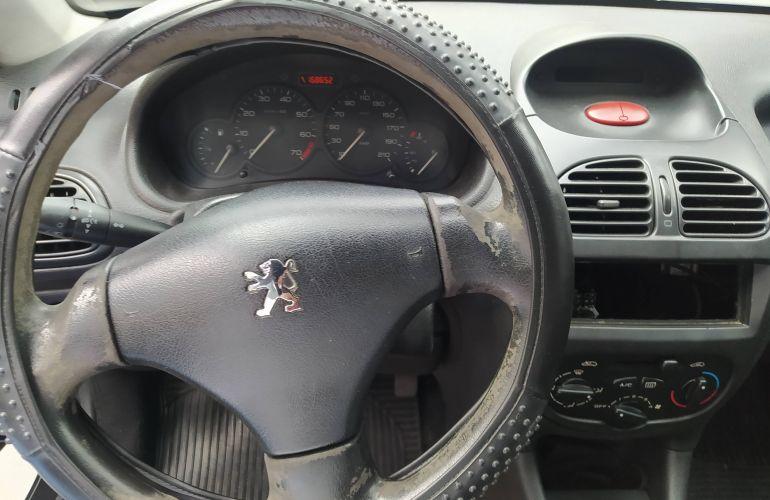 Peugeot 206 Hatch. Feline 1.4 8V (flex) - Foto #7
