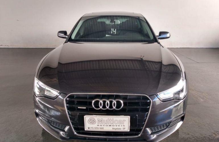 Audi A5 2.0 Tfsi Sportback Ambiente 16v - Foto #1