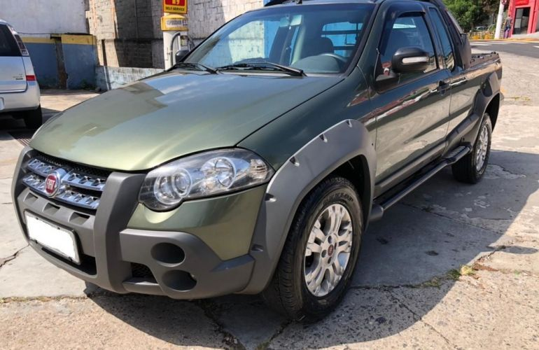 Fiat Strada 1.8 MPi Adventure Locker E.torq CE 16v - Foto #2