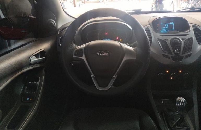 Ford Ka 1.0 SEL (Flex) - Foto #8