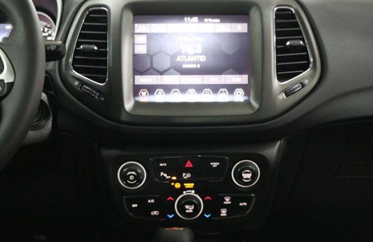 Jeep Compass Longitude AT6 2.0 16V Flex - Foto #9