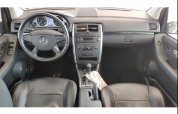 Mercedes-Benz B 200 Turbo - Foto #7