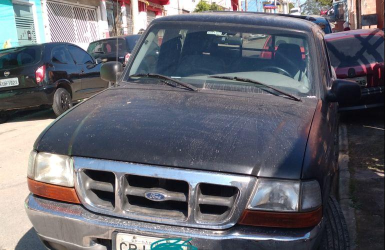 Ford Ranger XLT 4x4 2.5 Turbo (Cab Dupla) - Foto #1
