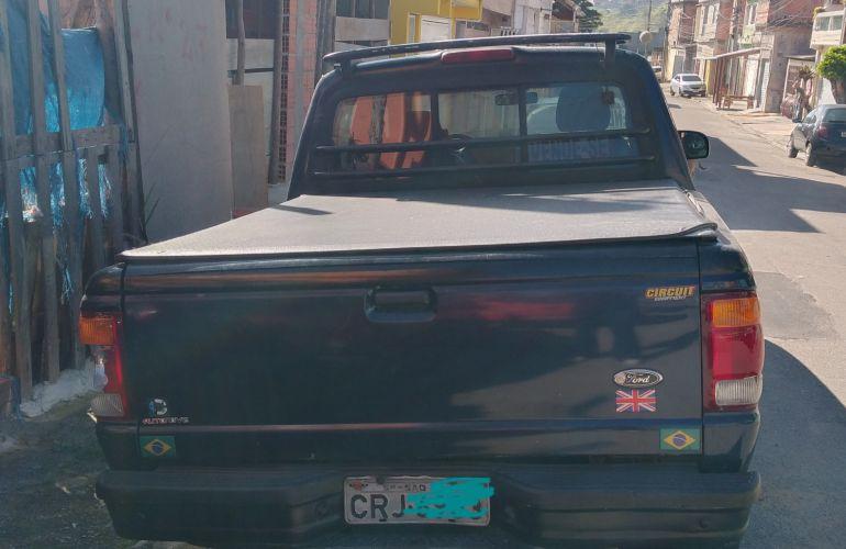 Ford Ranger XLT 4x4 2.5 Turbo (Cab Dupla) - Foto #2