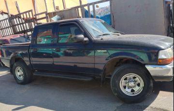 Ford Ranger XLT 4x4 2.5 Turbo (Cab Dupla) - Foto #3