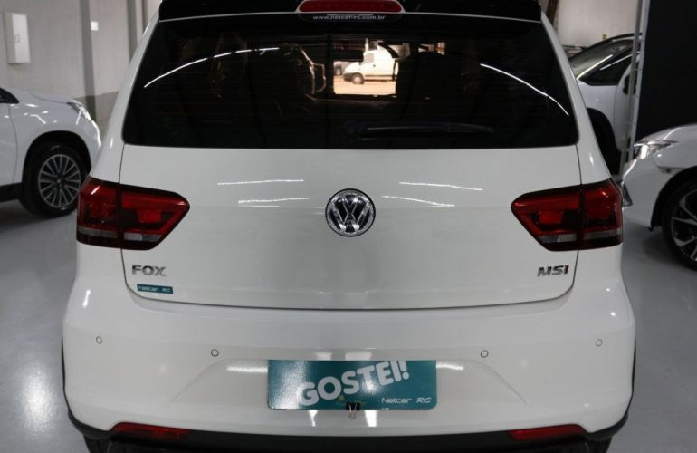 Volkswagen Fox Pepper 1.6 Total Flex - Foto #3